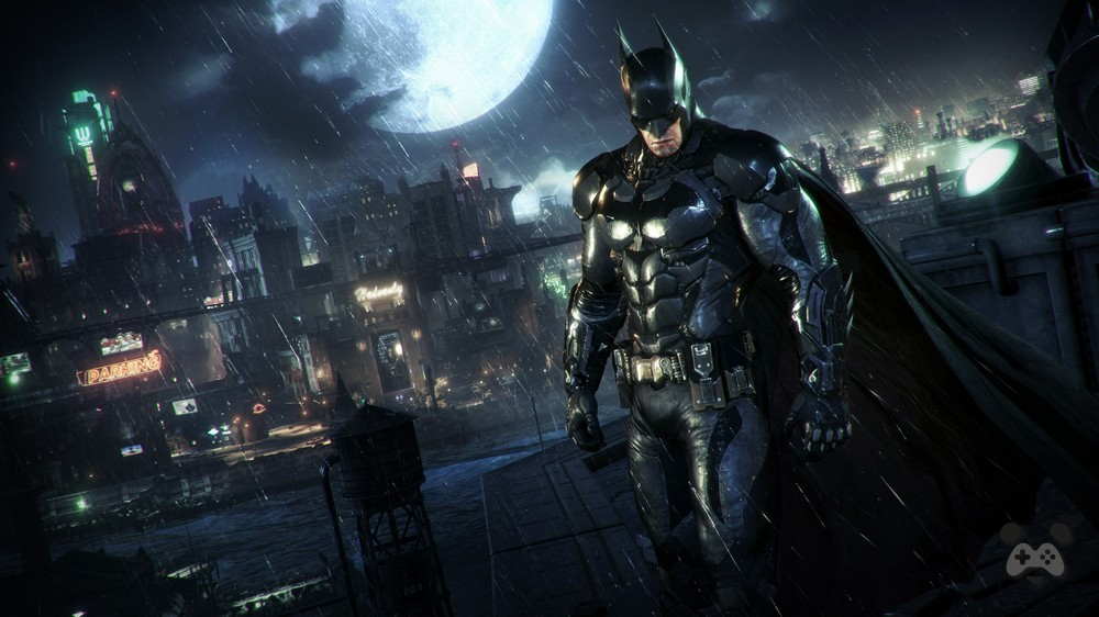 Batman arkham Knight o1