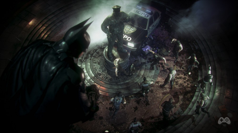 Batman arkham Knight o2