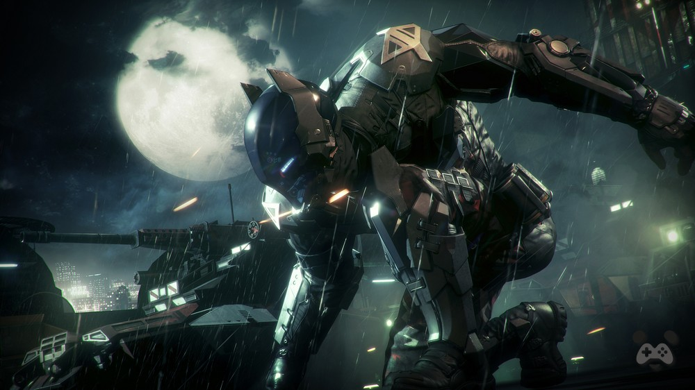 Batman arkham Knight o3