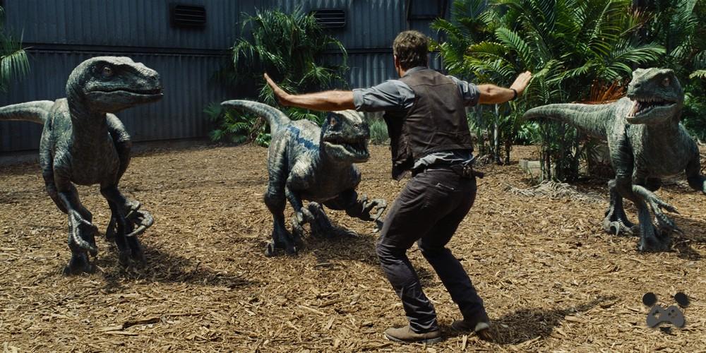 Jurassic World Recenzja operacja panda Image00003