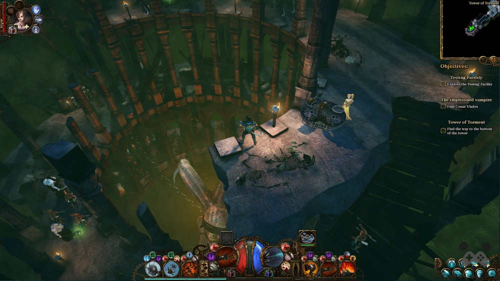 The Incredible Adventures of Van Helsing III recenzja0008