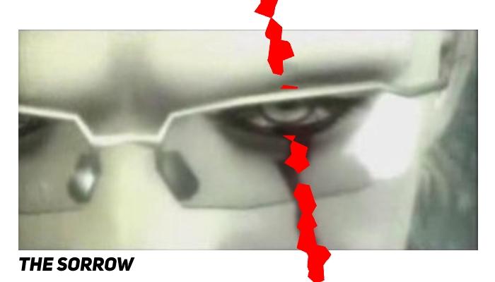 the sorrow fabula serii mgs cz1