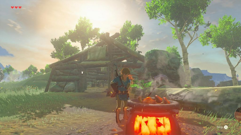 Zelda Breath of the wild recenzja