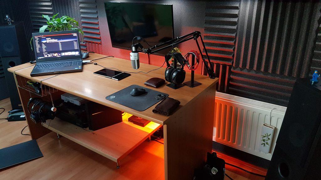 Coati - recording space