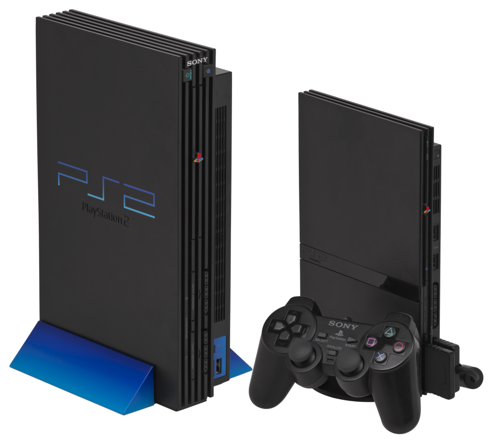 Playstation 2 FAT i Playstation 2 Slim