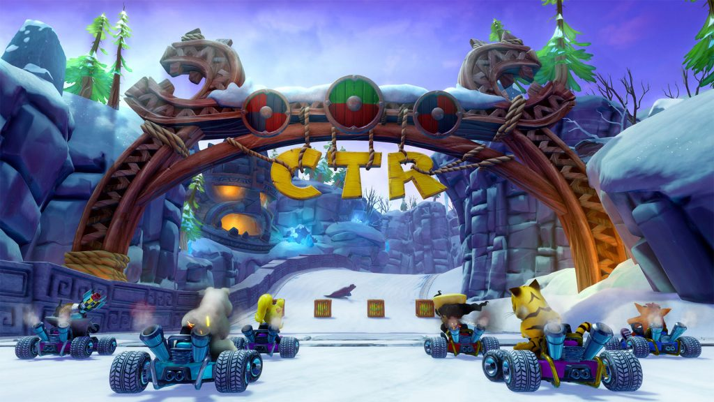 Crash Team Racing recnzja