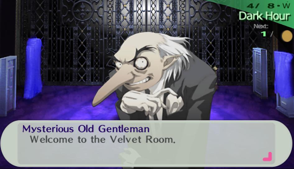 Persona 3 Portable Igor