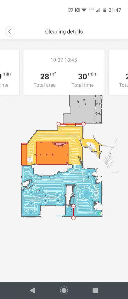 Układ mieszkania w Xiaomi Home