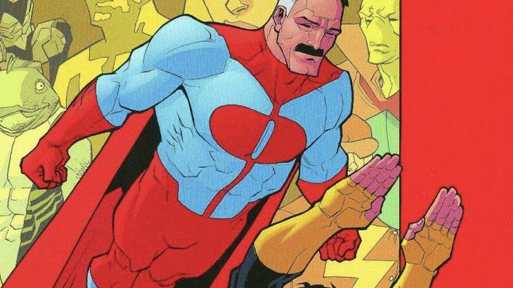 Invisible komiks