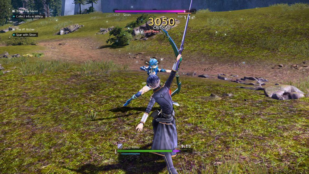 En garde! Sword Art Online