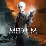 the medium game logo