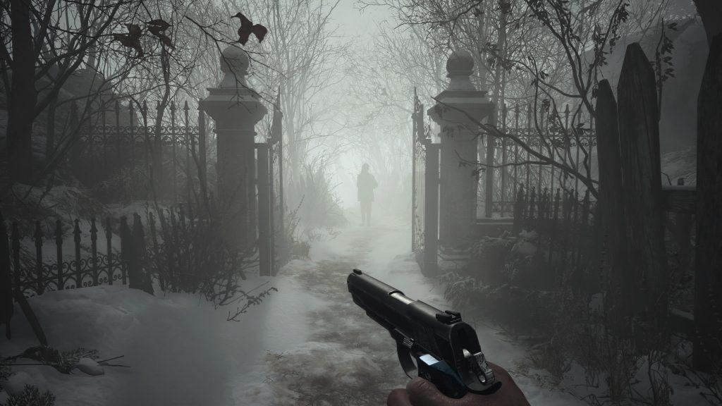 Mgła dodaje klimatu Resident Evil Village