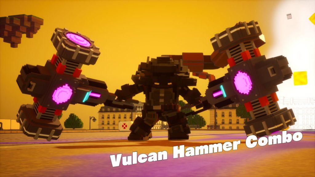 vulcan hammer combo