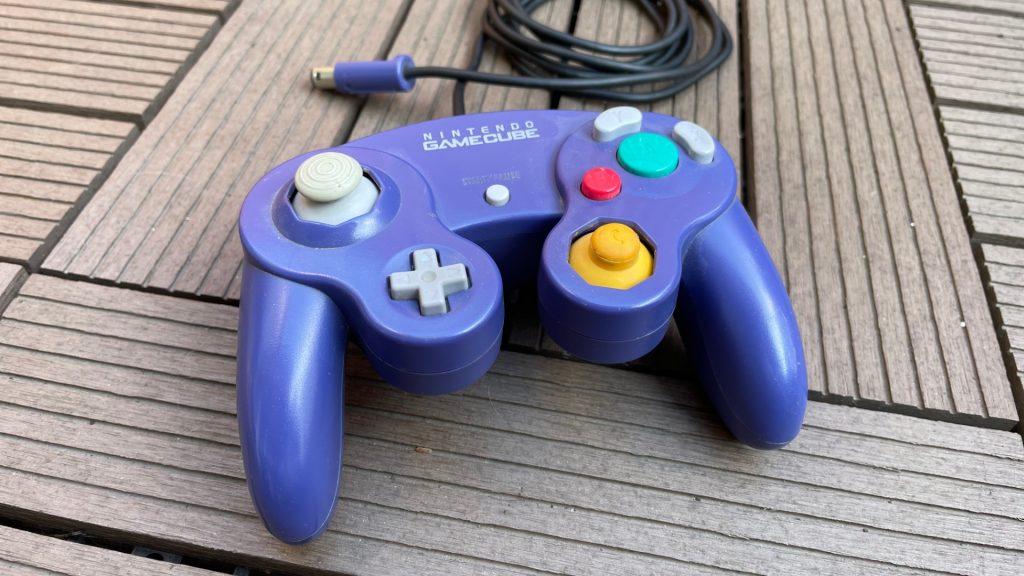 kontroler pad nintendo gamecube