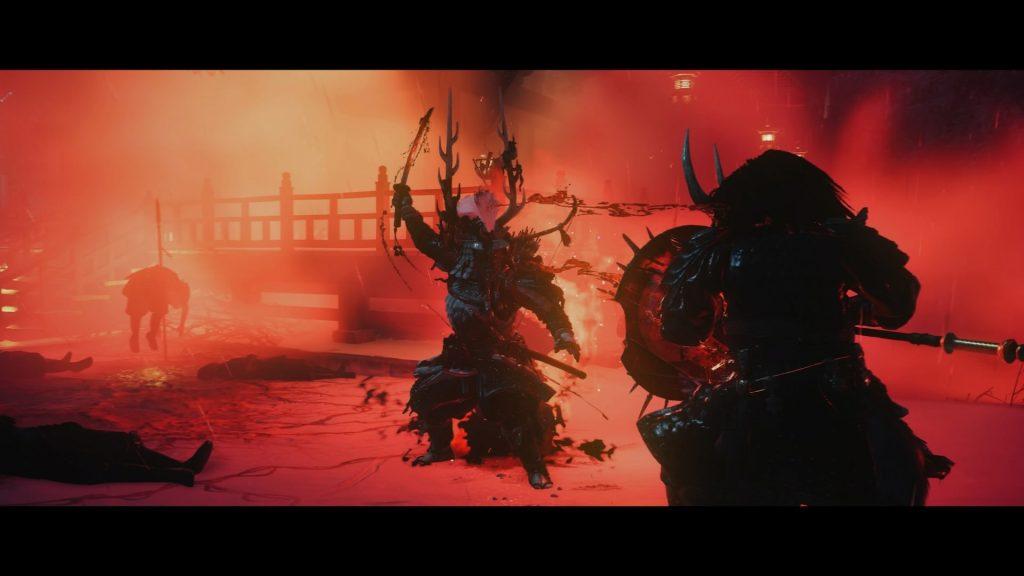 walka ghost of tushima legends