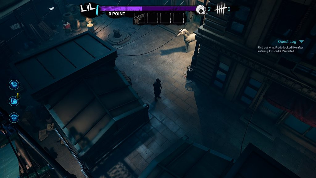 gameplay gamedec pc
