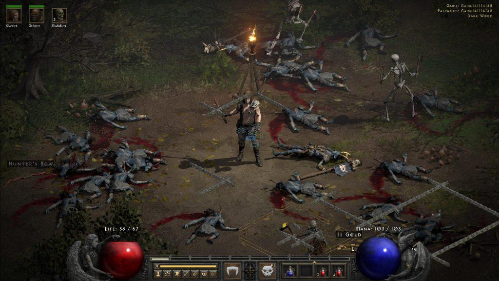 gameplay diablo 2 resurrected